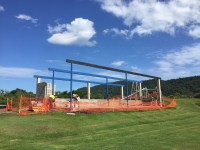 Stan Williams Park New Stand Pic 1